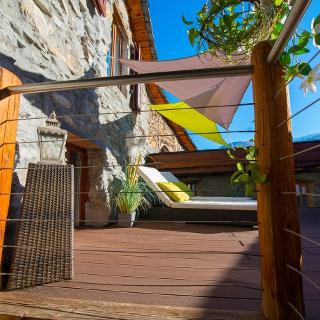 Bed & Breakfast - Gite - Hotel - Accommodation - Saillon, Valais